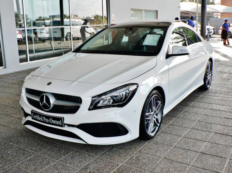 Used Mercedes-Benz CLA 200  for sale in Gaborone, Botswana
