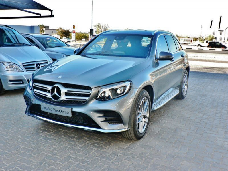 Used Mercedes-Benz GLC 300  for sale in Gaborone, Botswana