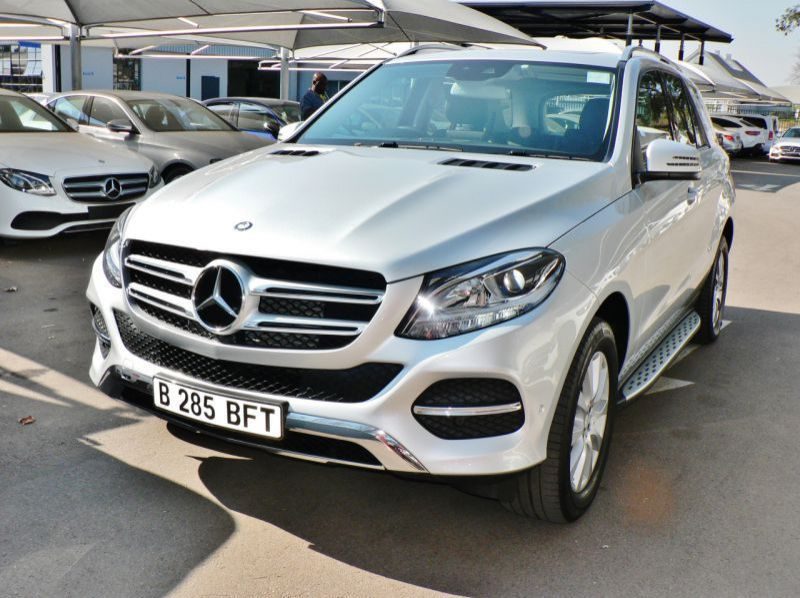 Used Mercedes-Benz GLE 250D  for sale in Gaborone, Botswana