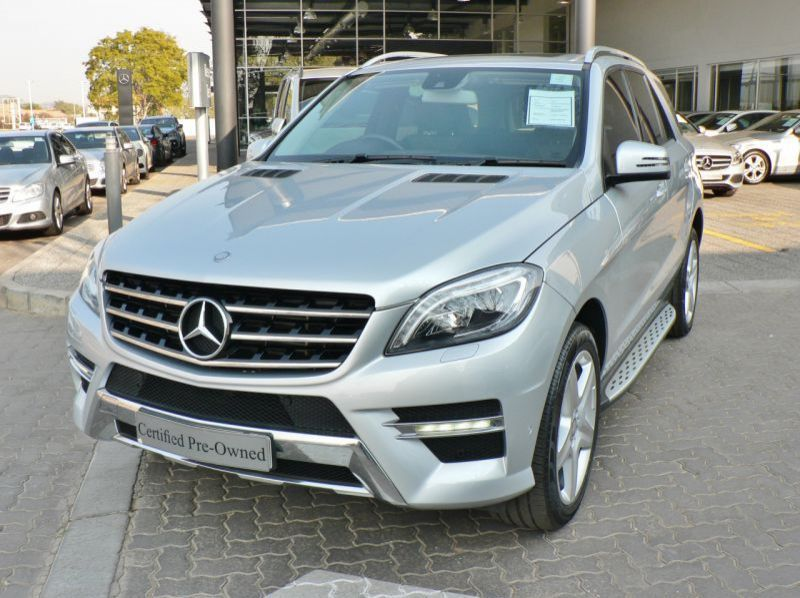 Used Mercedes-Benz ML 250 Bluetec  for sale in Gaborone, Botswana