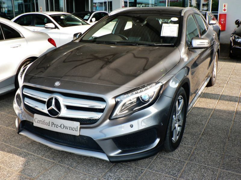 Used Mercedes-Benz GLA 200 CDI  for sale in Gaborone, Botswana