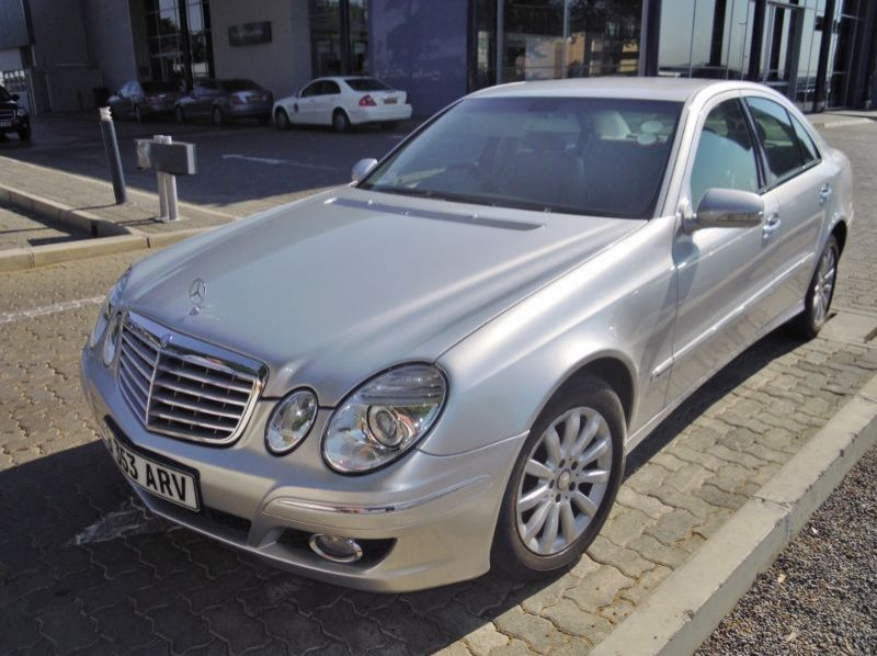 Used Mercedes-Benz E200  for sale in Gaborone, Botswana