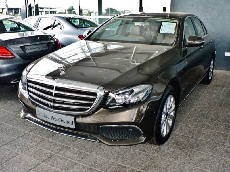 Used Mercedes-Benz E250  for sale in Gaborone, Botswana