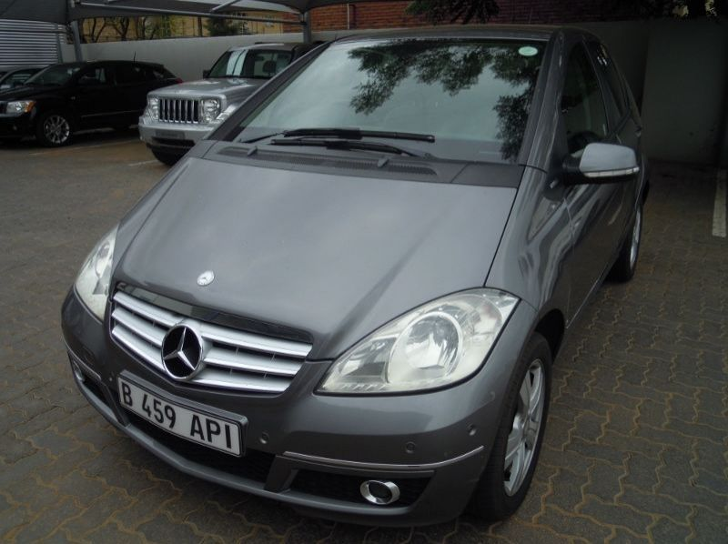 Used Mercedes-Benz A170  for sale in Gaborone, Botswana