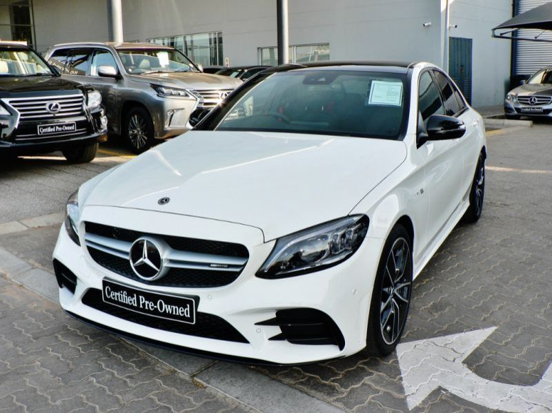 Used Mercedes-Benz C43 AMG  for sale in Gaborone, Botswana