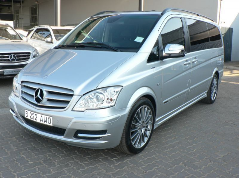 Used Mercedes-Benz Viano  for sale in Gaborone, Botswana