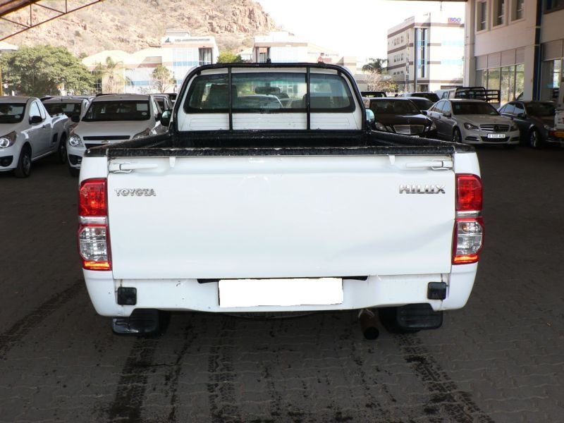 2016 Toyota Hilux For Sale 51 218 Km Manual