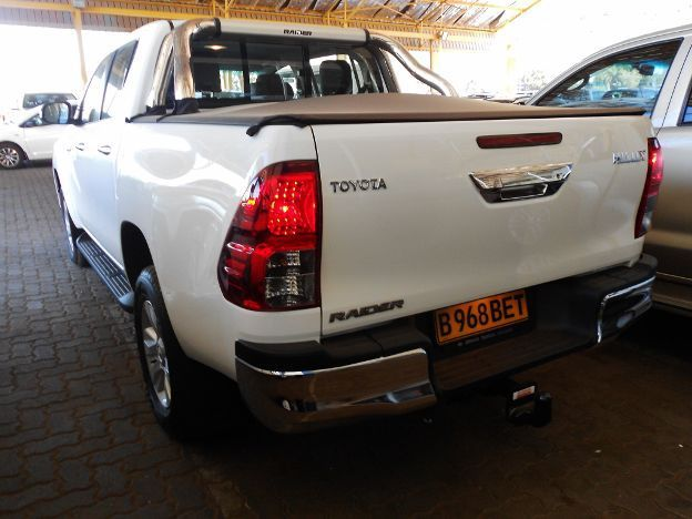 2017 Toyota Hilux Gd 6 For Sale 1 055 Km Manual