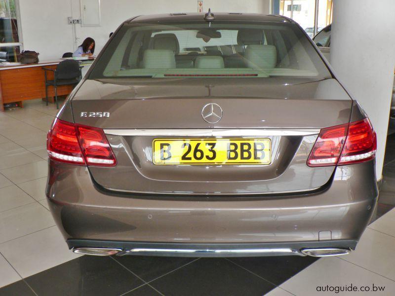 2015 Mercedes Benz E250 For Sale 34 099 Km Automatic