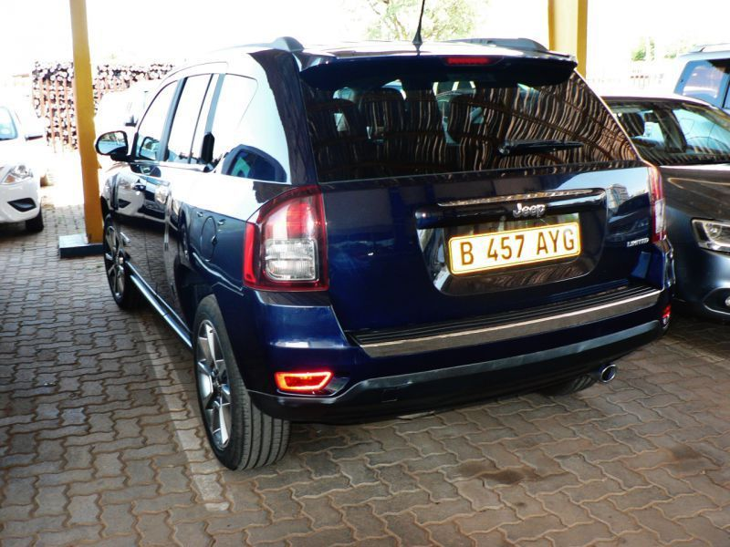 2014 Jeep Compass For Sale 52 636 Km Automatic