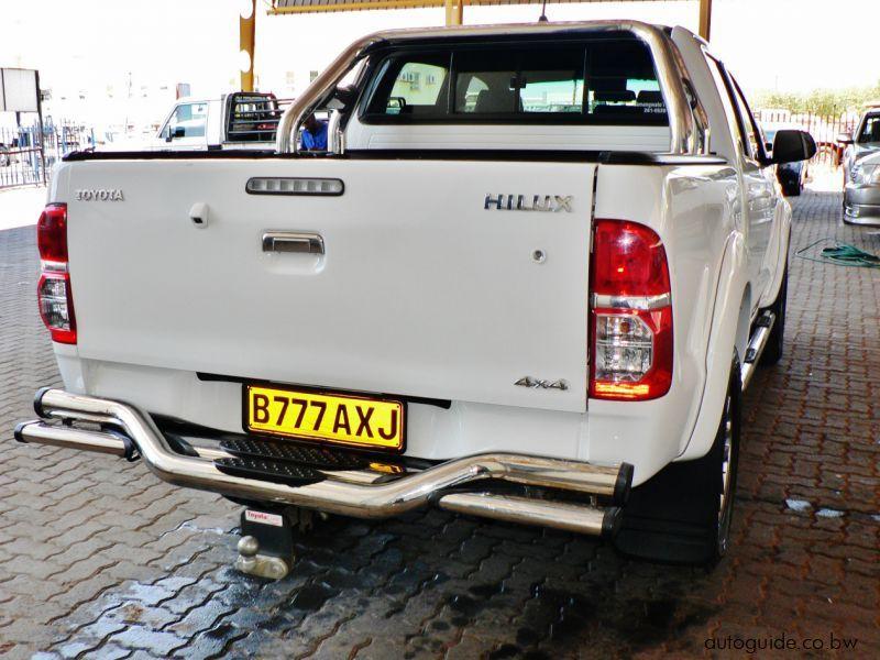 2013 Toyota Hilux Dakar For Sale 94 794 Km Manual
