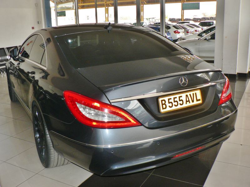2012 Mercedes Benz Cls350 For Sale 134 345 Km