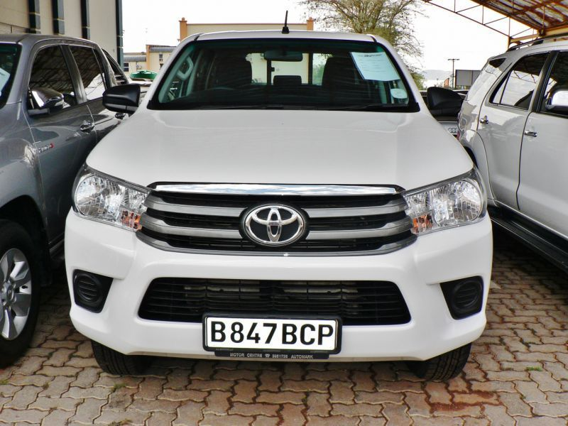 2016 Toyota Hilux Gd 6 For Sale 52 803 Km Manual