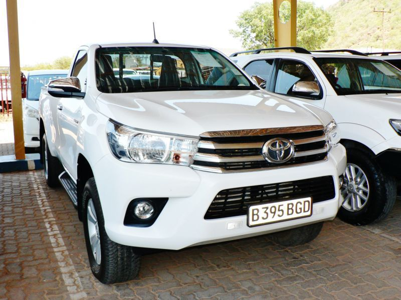 2016 Toyota Hilux For Sale 45 562 Km Manual