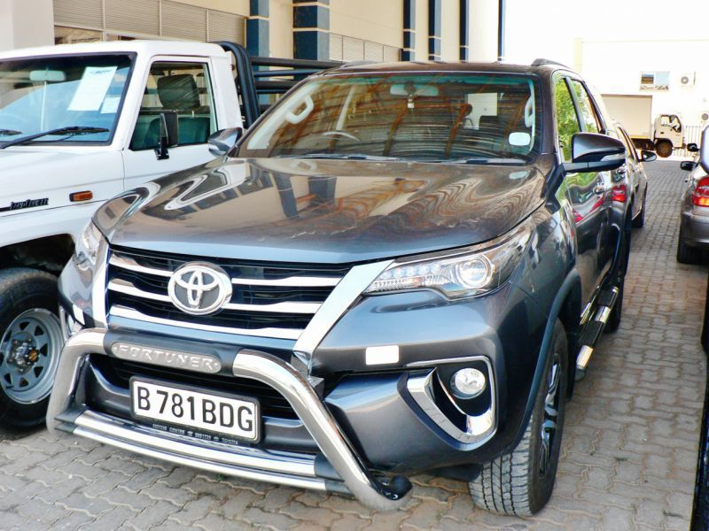 2016 Toyota Fortuner Gd6 For Sale 30 133 Km Automatic