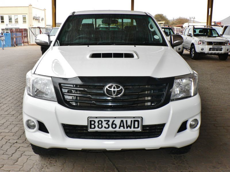 2012 Toyota Hilux For Sale 170 100 Km Manual