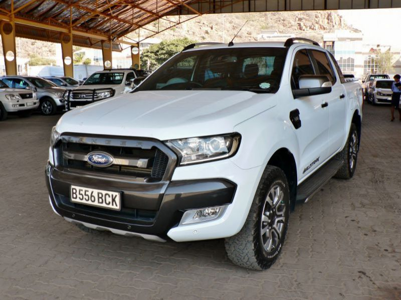 Used Ford Ranger Wildtrak  for sale in Gaborone, Botswana