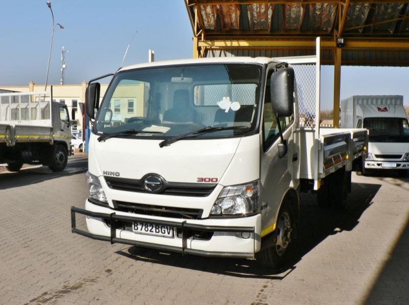 Used Hino 300  for sale in Gaborone, Botswana