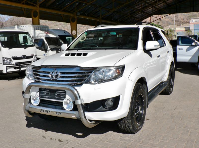 Used Toyota Fortuner D4D  for sale in Gaborone, Botswana