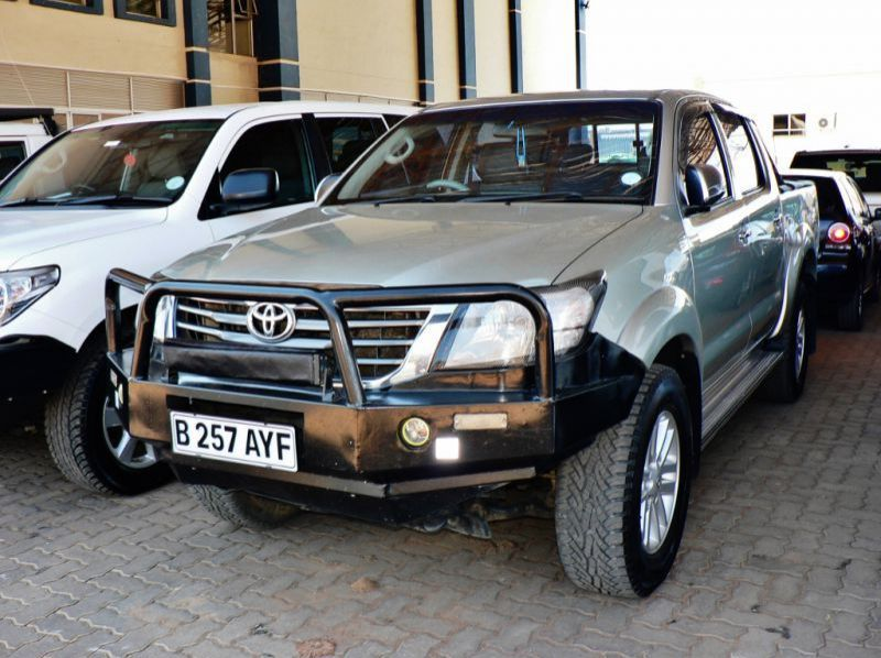 Used Toyota Hilux   for sale in Gaborone, Botswana