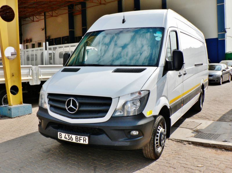 Used Mercedes-Benz Sprinter 515 CDi  for sale in Gaborone, Botswana