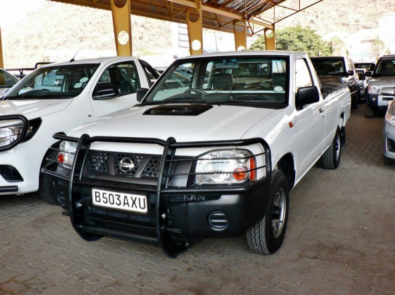 Used Nissan NP300 Hardbody  for sale in Gaborone, Botswana