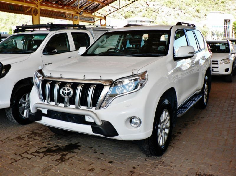 Used Toyota Prado VX  for sale in Gaborone, Botswana