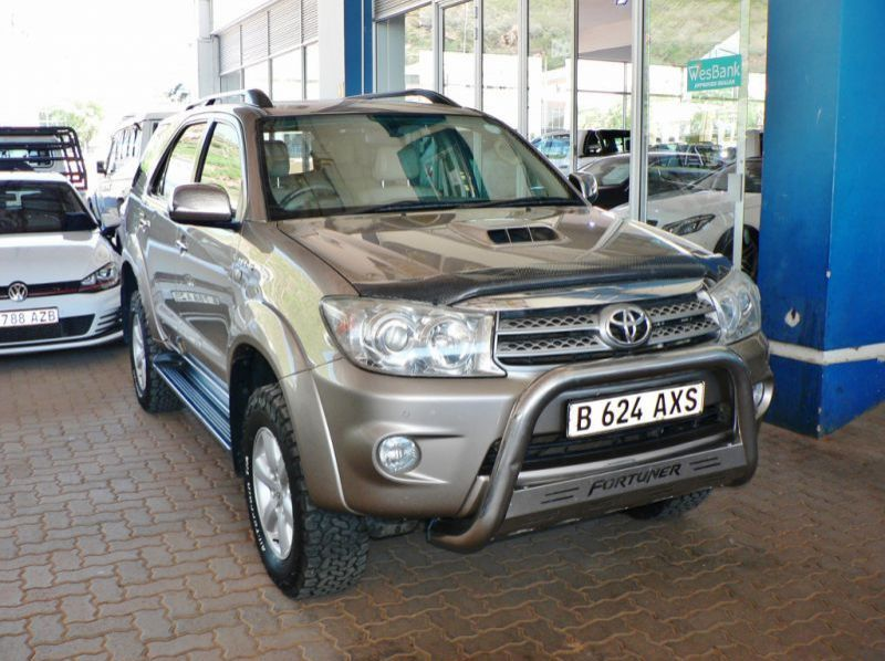 Used Toyota Fortuner  for sale in Gaborone, Botswana