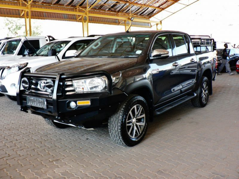 Used Toyota 2.8 GD6 4X4   for sale in Gaborone, Botswana