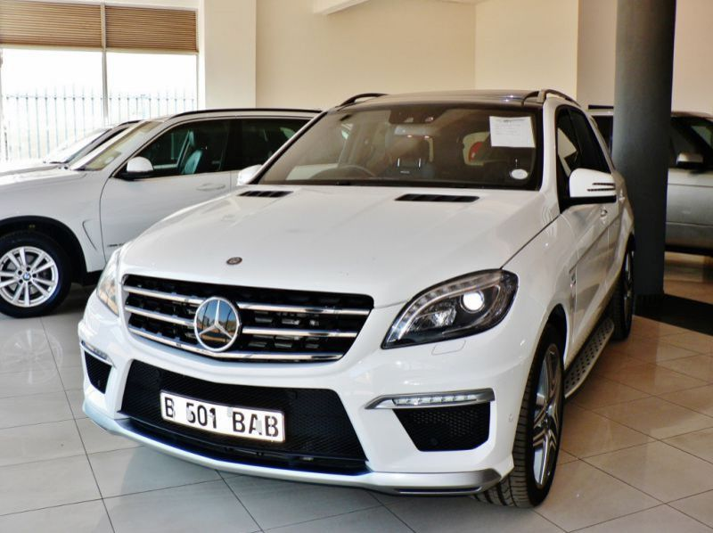Used Mercedes-Benz ML63 AMG  for sale in Gaborone, Botswana