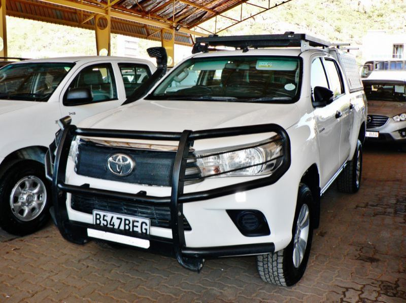 Used Toyota Hilux GD6  for sale in Gaborone, Botswana