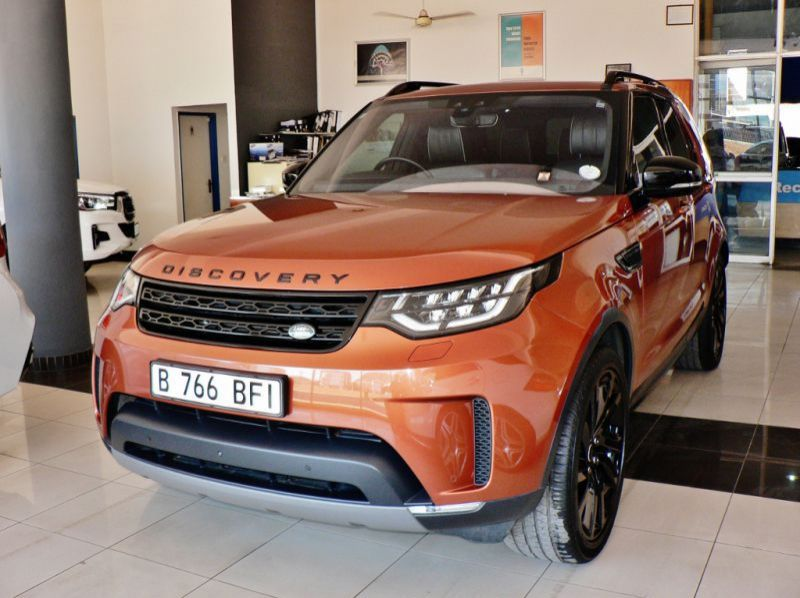 Used Land Rover Discovery HSE Si6  for sale in Gaborone, Botswana