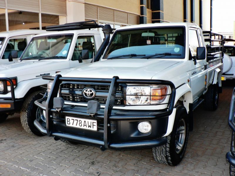 Used Toyota Land Cruiser  for sale in Gaborone, Botswana