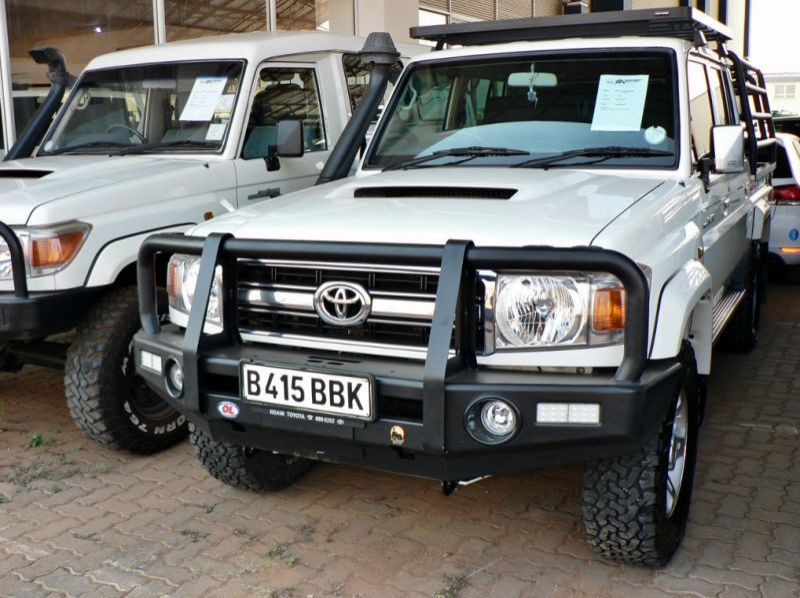 Used Toyota Land Cruiser  V8  for sale in Gaborone, Botswana