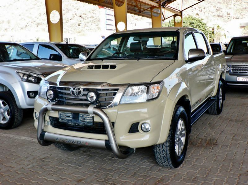 Used Toyota Hilux Legend 45  for sale in Gaborone, Botswana