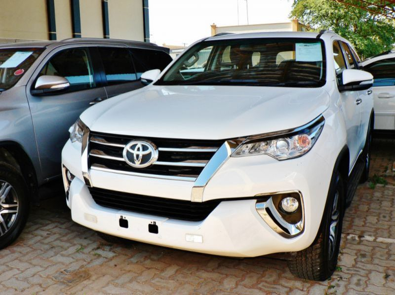 Used Toyota Fortuner GD6  for sale in Gaborone, Botswana