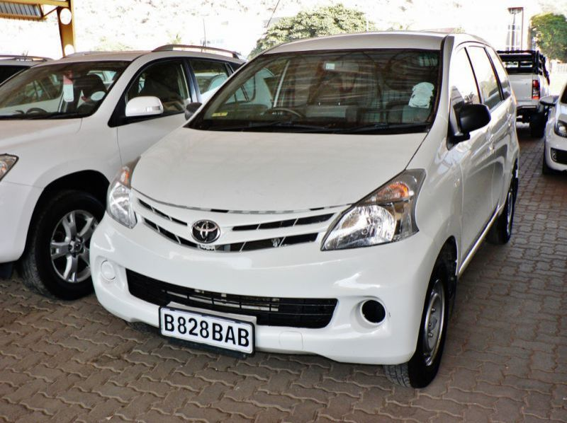 Used Toyota Avanza  for sale in Gaborone, Botswana