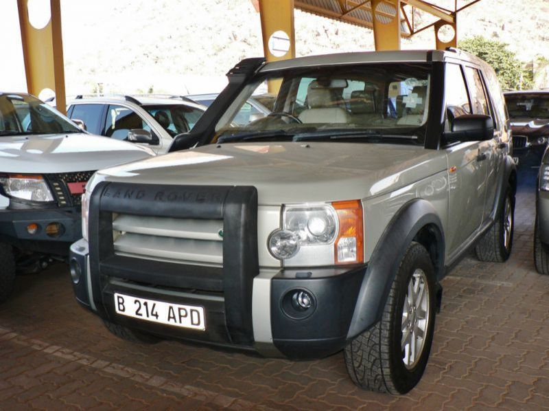 Used Land Rover Discovery 3 TD V6 SE  for sale in Gaborone, Botswana