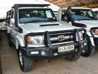 2015 Toyota Land Cruiser  V8 pictures
