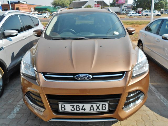 2013 ford kuga for sale 95 000 km manual transmission barloworld motor ford. Black Bedroom Furniture Sets. Home Design Ideas