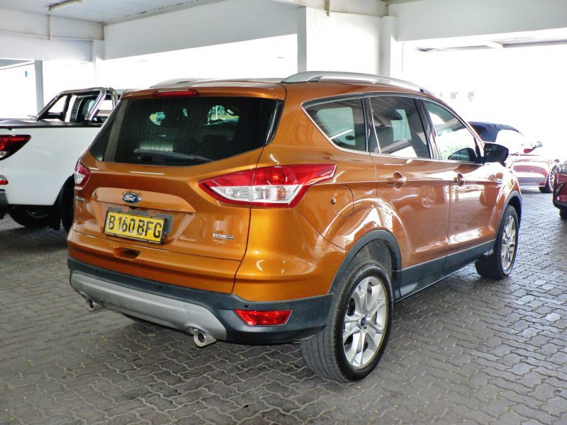2017 ford kuga for sale 9 500 km automatic transmission barloworld motor ford. Black Bedroom Furniture Sets. Home Design Ideas