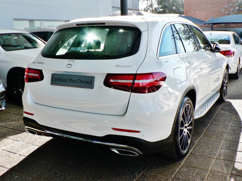 2017 Mercedes-Benz GLC 250 D pictures