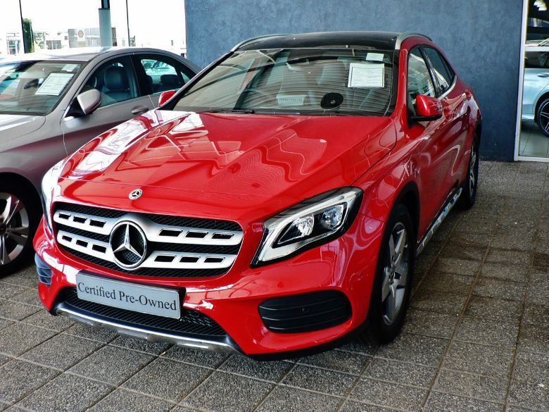 2019 Mercedes-Benz GLA 200