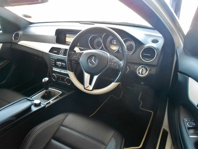 2011 mercedes benz c180 coupe for sale 82 999 km for Mercedes benz manual transmission for sale