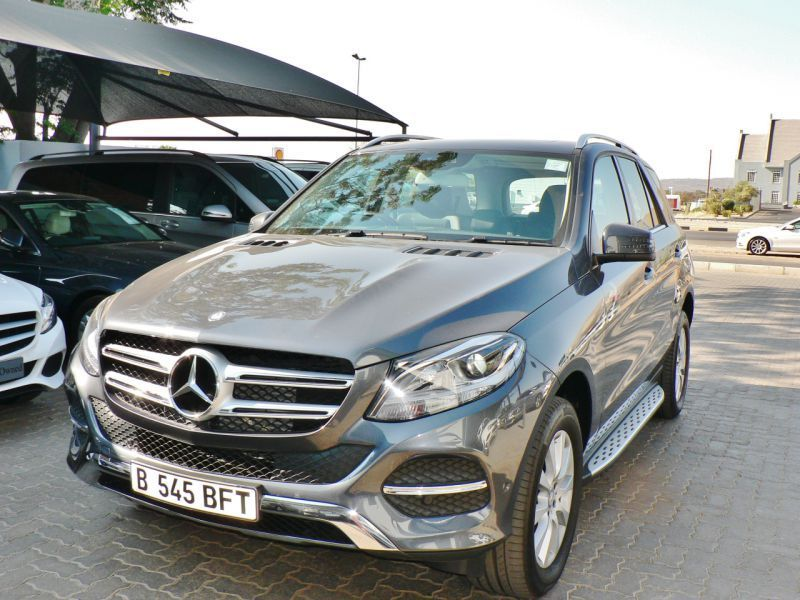 Mercedes-Benz GLE 250D in Paraguay