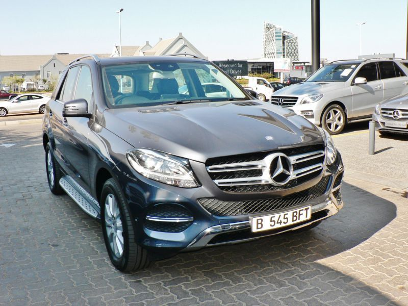 2016 Mercedes-Benz GLE 250D pictures