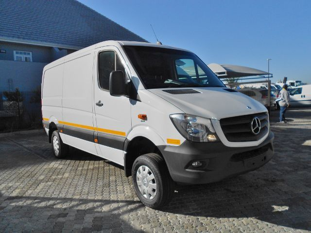 2014 Mercedes-Benz Sprinter 315 CDi 4x4 pictures
