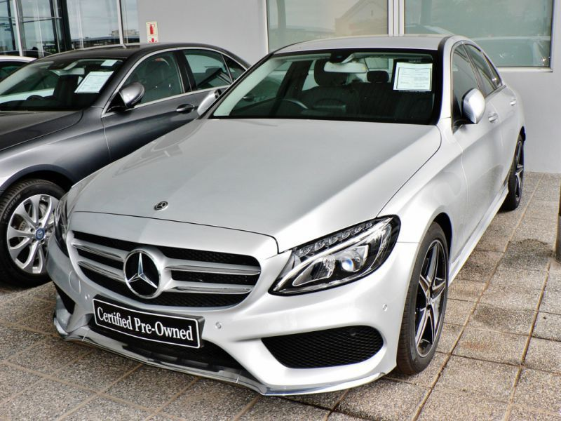 2018 Mercedes-Benz C250 Edition-C