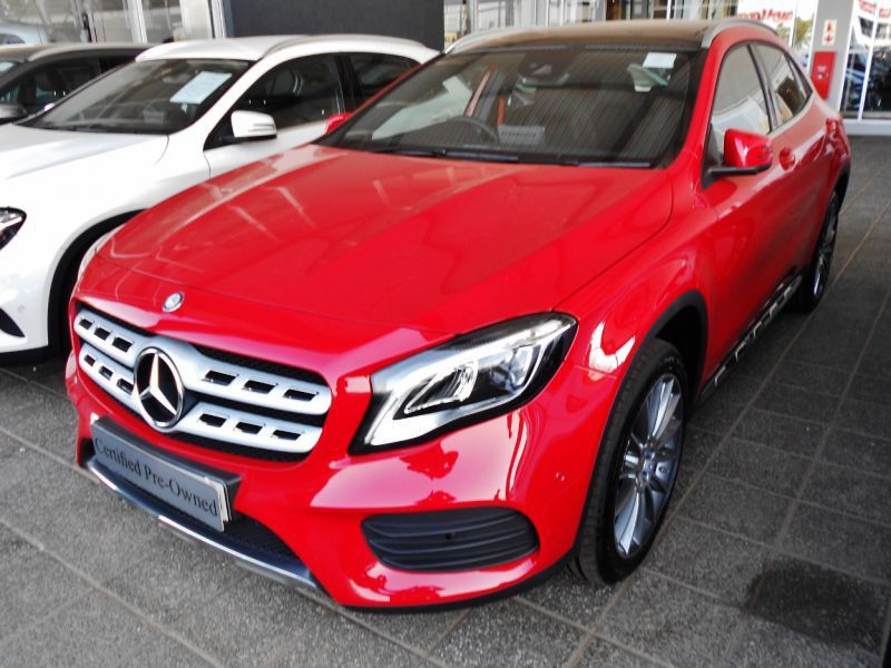 2017 Mercedes-Benz GLA 250 4 Matic