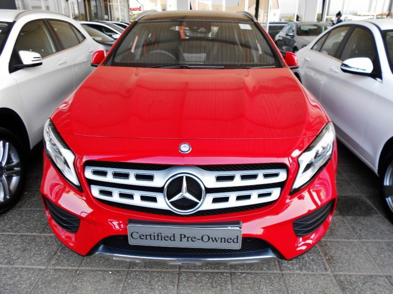 2017 Mercedes-Benz GLA 250 4 Matic pictures
